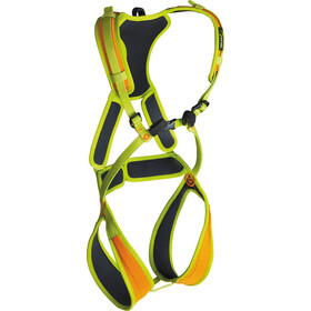 Edelrid Fraggle II - Enfant - XS vert/orange